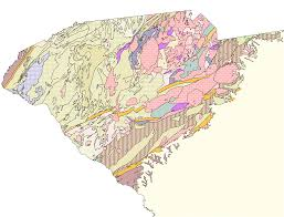 Greenville Sc Map Preliminary Digital Geologic Map Of The Appalachian Piedmont And