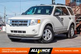 06 ford escape pre owned 2011 ford escape xlt awd in lasalle pre owned