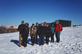 q a does it snow a lot in reykjavík i reykjavík