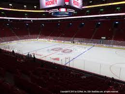 Centre Bell Floor Plan Bell Centre Section 122 Seat Views Seatgeek