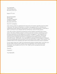 ideas collection inventory coordinator cover letter for inventory