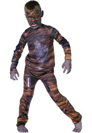 zombie mummy costume for kids escapade uk