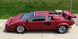 lamborghini countach kit car a pro lamborghini countach the on lambocars com