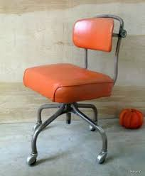 Used Office Furniture Grand Rapids by Vintage Industrial Desk Chair Made By Steelcase In The 1950s This