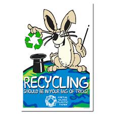 rabbit poster ai prg005 01 rabbit recycling poster