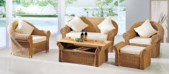 Bali Rattan Garden Furniture by Sofas Center Patio Sofa Set House Designs Wicker Cheap Seat
