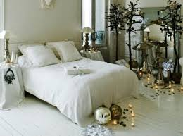White Christmas House Decor by Bedroom Incredible White Christmas Bedroom Decor With White
