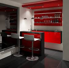 Mobile Bar Moderno Per Casa by Custom Bars Bar Home Bars And Red Rooms