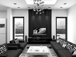 modern black and white kitchen apartments scenic modern black and white decor kitchen room sofa