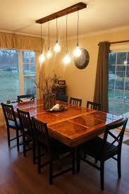 Light Fixture For Dining Room Dining Room Light When You Can U0027t Afford It Make It 7 Steps