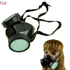 Face Paint Spray - 2018 2015 new spray respirator gas mask protect anti dust