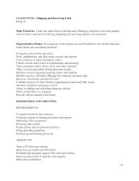 hospital clerk cover letter sample livecareer unit clerk resume