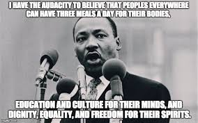 Mlk Memes - honoring mlk s legacy and not co opting it cloaking inequity