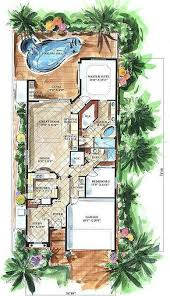 small mediterranean house plans small mediterranean house plan designed for a narrow lot