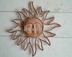outdoor beautiful rising sun garden wall decor buy outdoor
