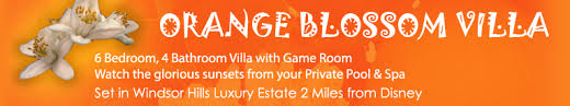 Windsor Hills 6 Bedroom Villa Orange Blossom Villa In Windsor Hills Luxury Estate 2 Miles From