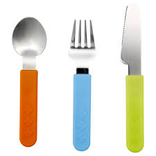 Coloured Kitchen Knives by Children U0027s Cutlery Children U0027s Tableware Ikea
