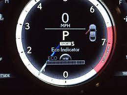 lexus nx eco mode eco indicator in tach clublexus lexus forum discussion