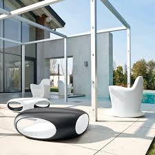 pebble outdoor coffee table bonaldo pebble outdoor coffee table