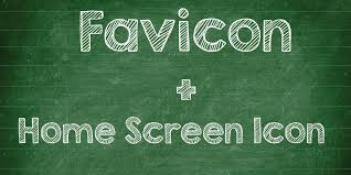 home screen icon design how to add a favicon and ios android home screen icons for your