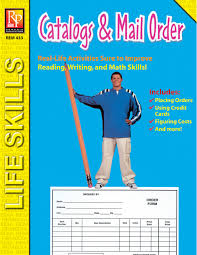 practice reading catalogs mail order