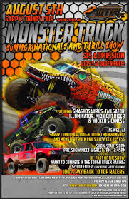 la county fair monster truck 2017 top 20 amazing monster truck show events in usa