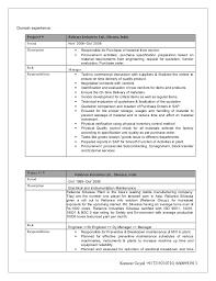 Sample Resume For Sap Mm Consultant by Kunwar Resume Sap Consultant