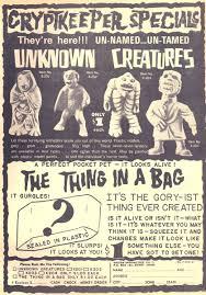 Vintage Halloween Ads 60 Vintage Monster Magazine Ads U2013 Collection Jason Willis