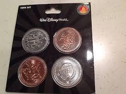 Meme Coins - rare nip walt disney world commemerative coins disneythemepark