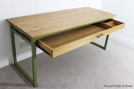 Industrial Looking Desk by What To Look In Industrial Office Furniture Industrial Office