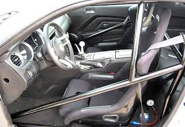 Comfortable Racing Seats A Look At Five Of The Baddest 2011 Mustang Gt 5 0s Dragzine