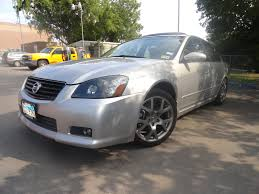 silver nissan car 2005 silver nissan altima se r photo picture image on use com