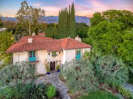 pasadena spanish colonial revival home and architectural