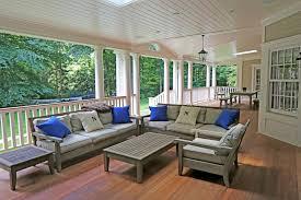 case study custom rear porch darien ct ring u0027s end