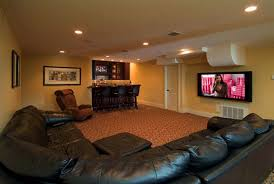 Building A Basement Bar by Renovation And Restoration Construction Services For The Greater