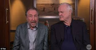 monty python u0027s john cleese and eric idle blast the bbc as