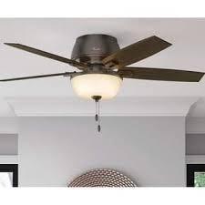 surface mount ceiling fan flush mount ceiling fans for less overstock com