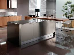 stainless steel island for kitchen the benefits of stainless steel kitchen island home design