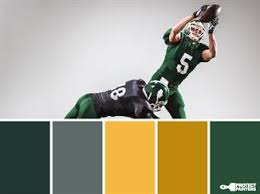 paint colors inspired by football season