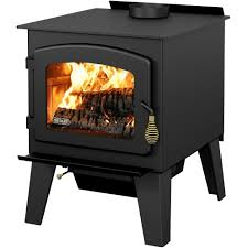 drolet austral 2000 sq ft epa rated wood stove gas log guys
