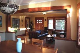 decorating a craftsman style home bungalows craftsman style bungalow and interiors on on living room