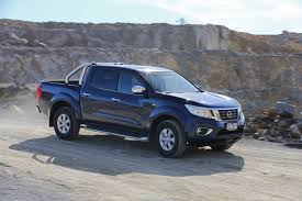 2015 nissan navara st 4x4 first drive review