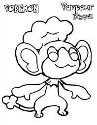 pokemon squirtle coloring pages pokemon panpour coloring pages pokemon coloring pages