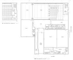 Loading Dock Floor Plan by Theater Studio Rental Gk Arts Center