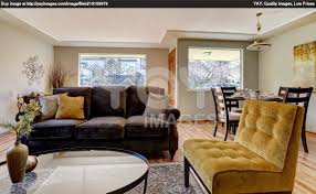 Yellow Living Room Decor Pleasing 40 Color Ideas For Living Room With Brown Couch