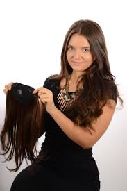 Vancouver Hair Extensions by Hair Crown Volume Hairpiece Clip In Volume Hair Extensions