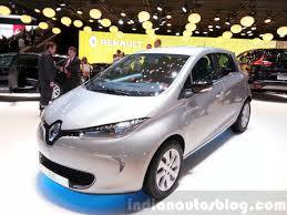 2015 Renault Zoe 2015 Geneva Live