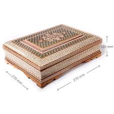 buy wood buy luxury book box for quran قران islamic gift wooden