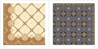 Art Deco Tile Designs Art Nouveau Tiles The Pepin Press