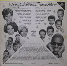 vinyl album various artists merry christmas from motown